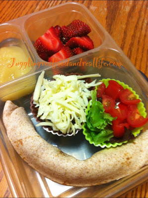 Make Your Own Taco Lunch