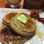 Cinnamon Spelt Pancakes
