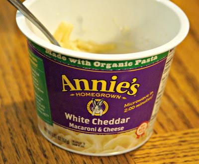 Annie'es Homemade White Cheddar Macaroni and Cheese