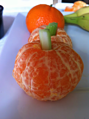 "Fun Clementine ""Pumpkin"""