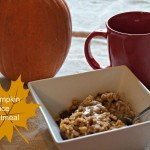 Apple Cinnamon Crockpot Oatmeal