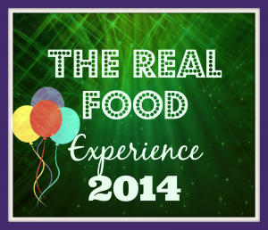 Real-Food-Experience