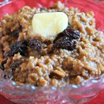 Chocolate Covered Raisin Oatmeal