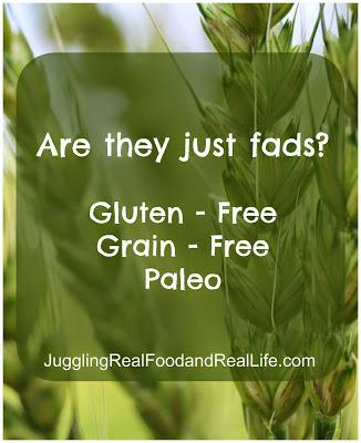 Grain Free, Gluten Free, Paleo