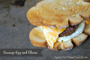 Sausage-egg-and-cheese