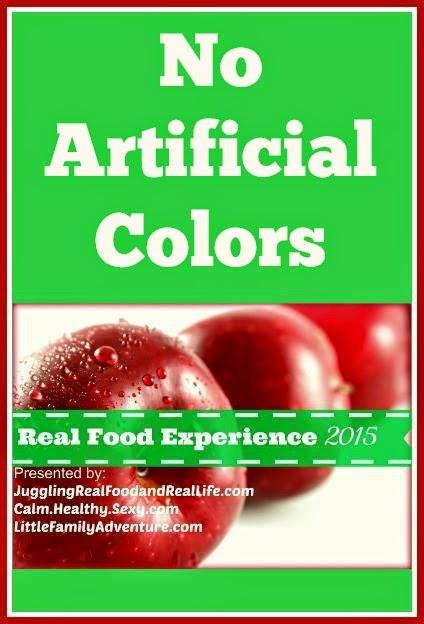 No Artificial Colors