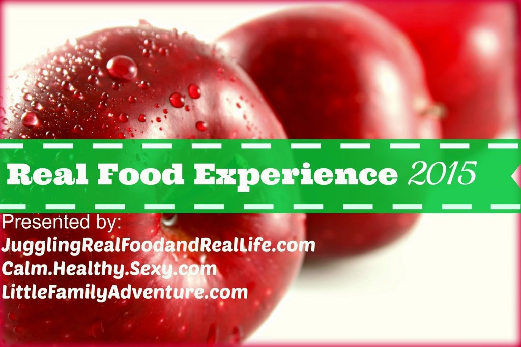 #RealFoodExperience