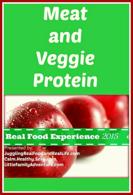 Meat and Veggie Protein