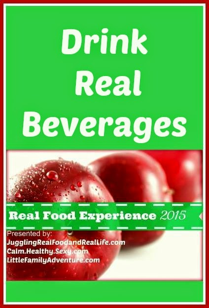 Drink Real Beverages