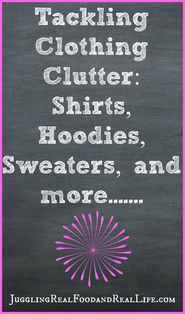 Decluttering-Clothing-Shirts