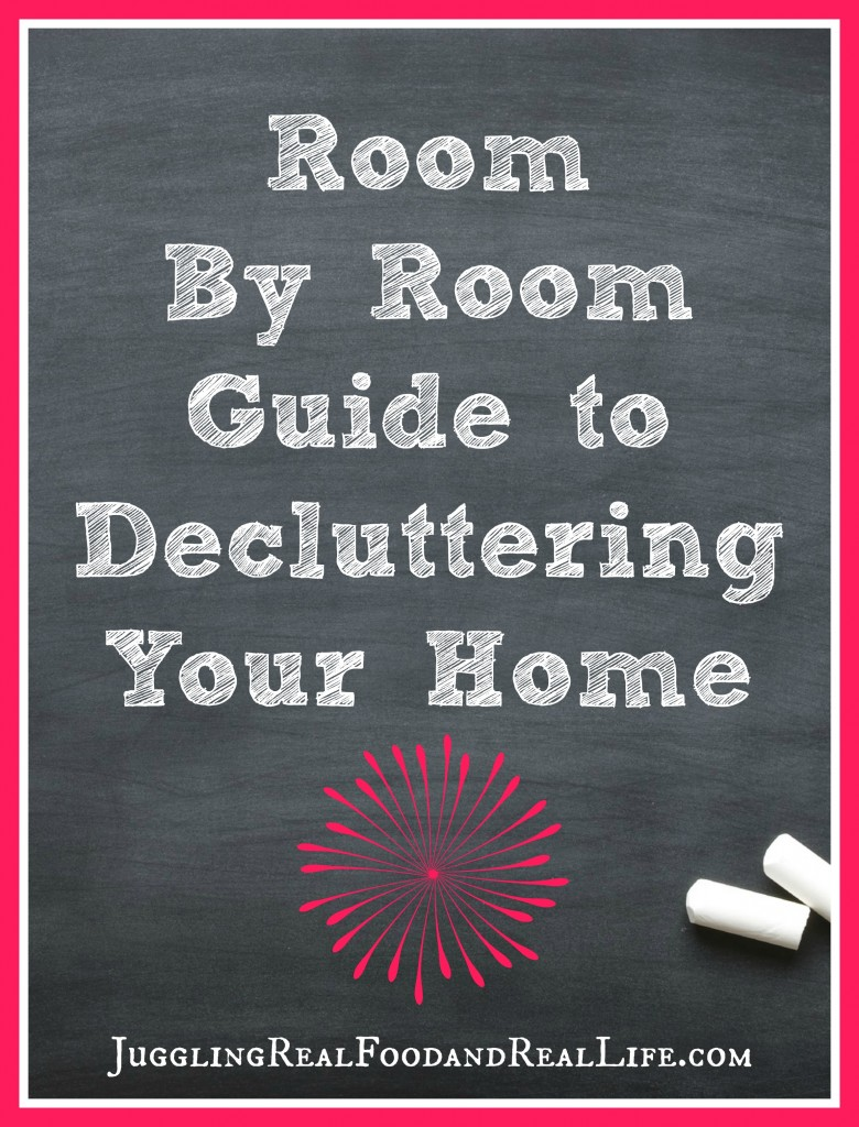Room-by-Room-Declutter-Guide