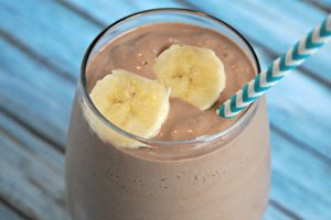 Chocolate, Peanut Butter, Banana