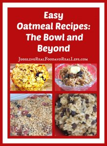 Easy Oatmeal Recipes