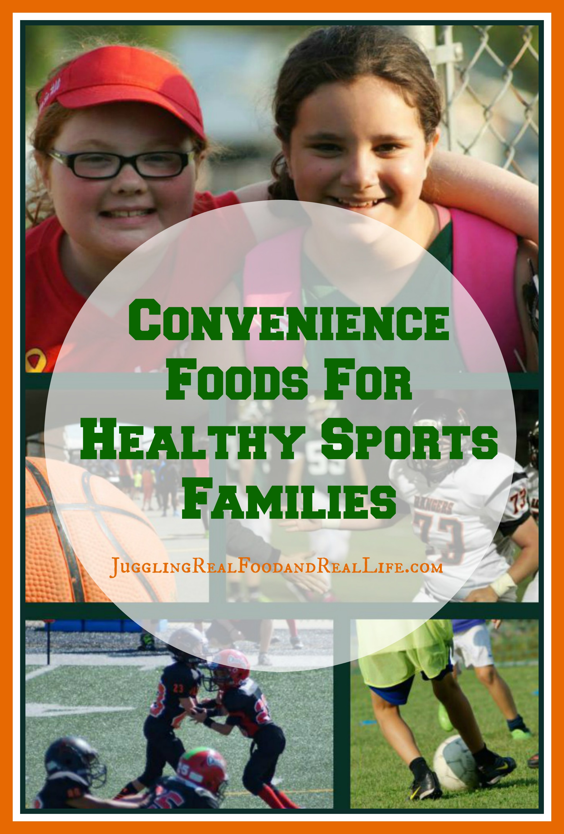 Convenience Foods For Healthy Sports Families