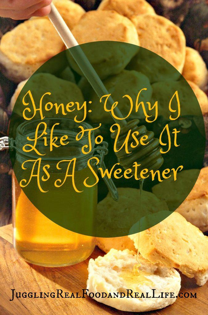 honey-sweetener