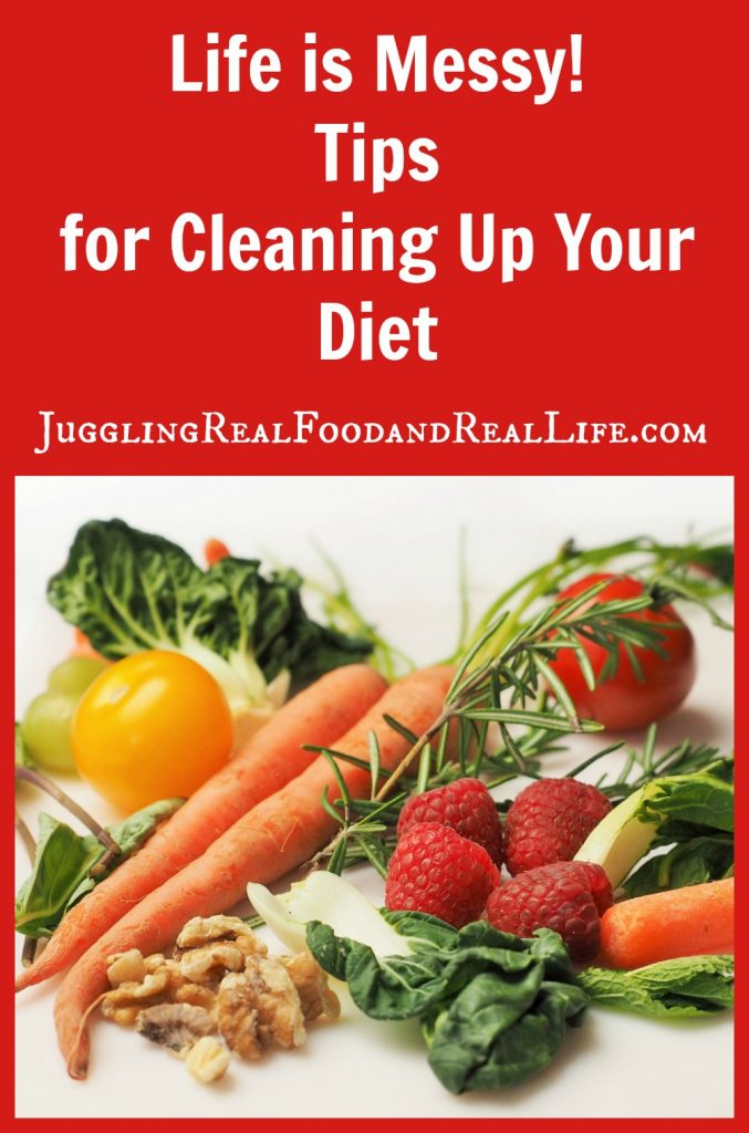 tips-for-cleaing-up-your-diet