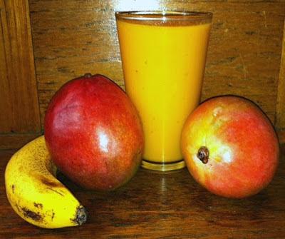 Super Orange Smoothie