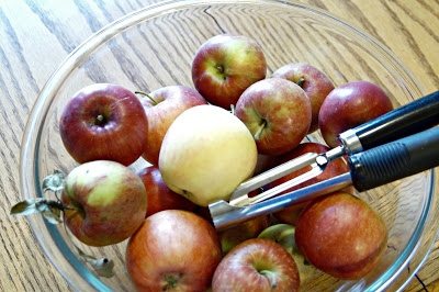 Apples for Applesauce