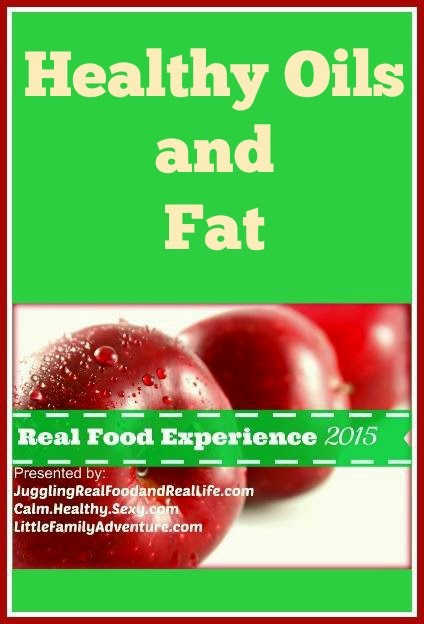 Healthy Oils and Fats