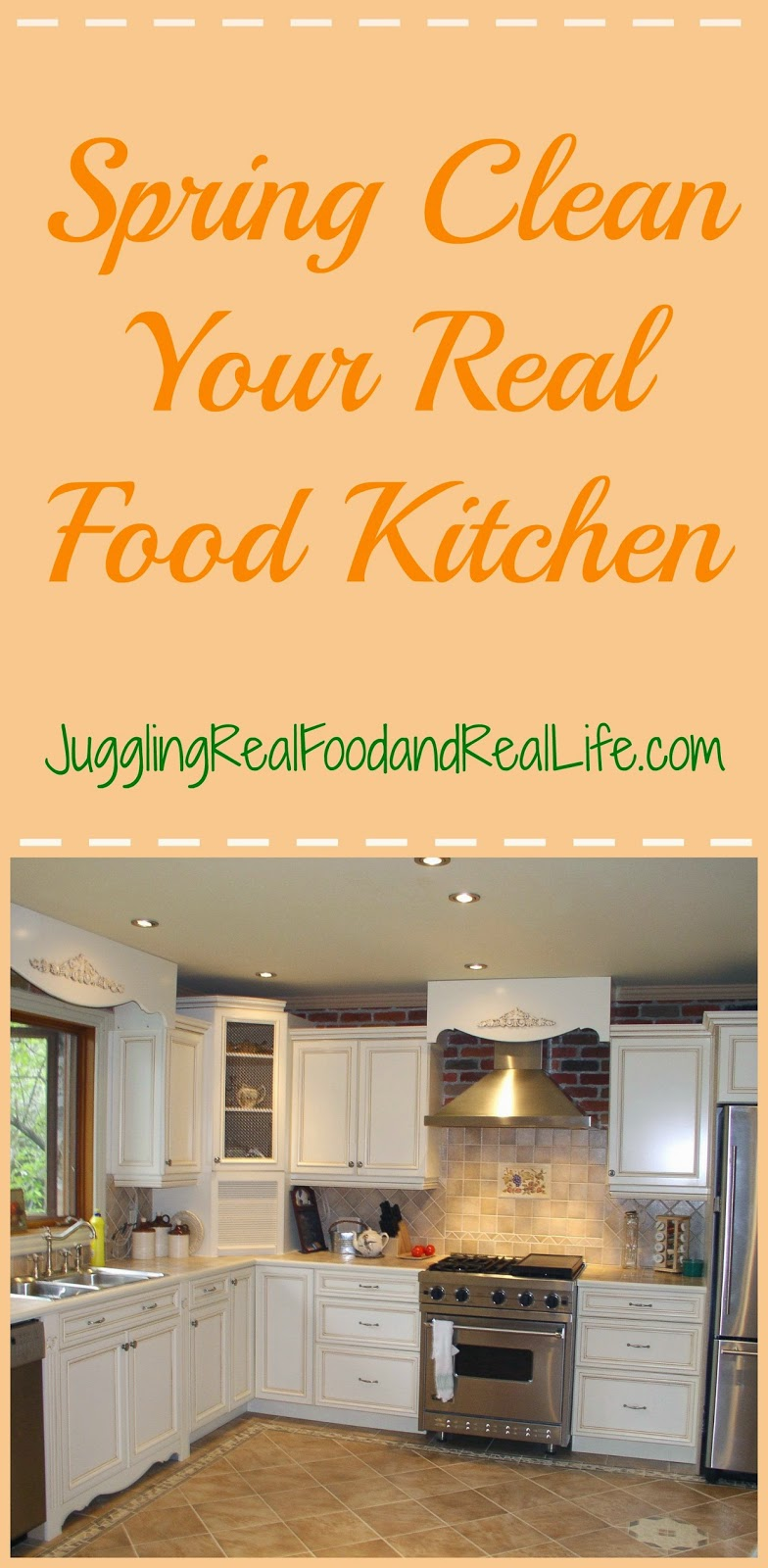 Spring Clean Your Refrigerator – You Know It Needs It