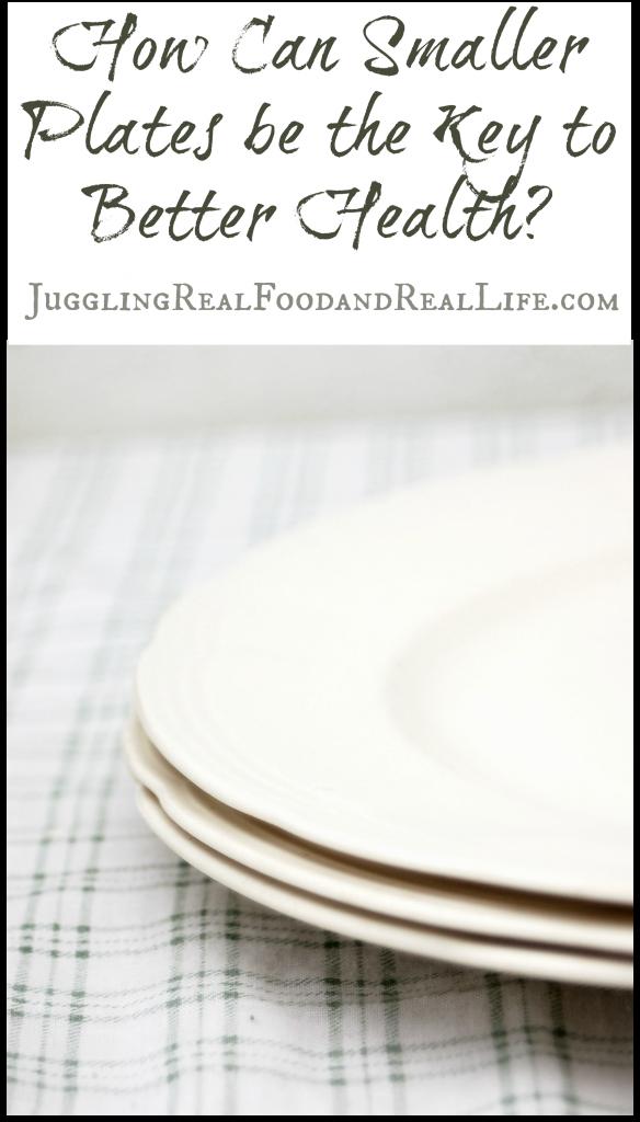 Smaller Plates for Better Health