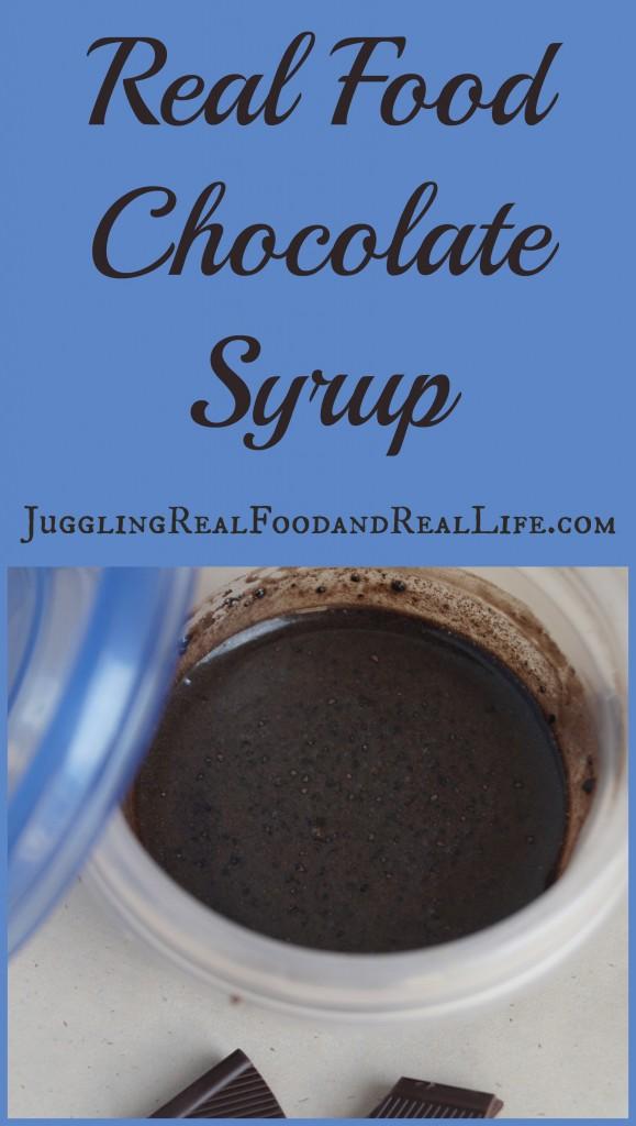 Chocolate-Syrup