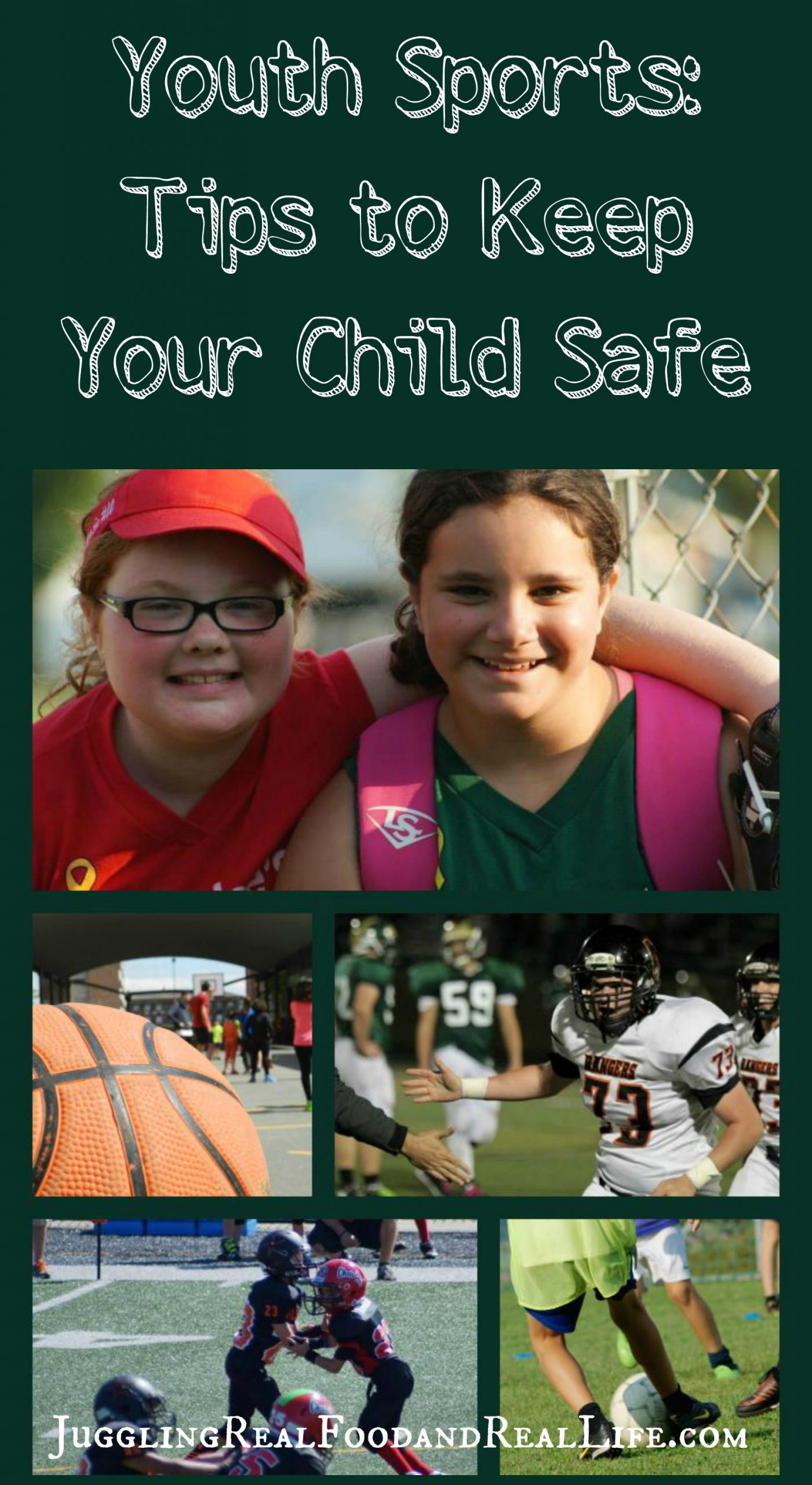 Youth Sports:  Tips To Keep Your Child Safe