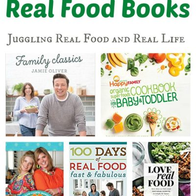 Favorite Real Food Books