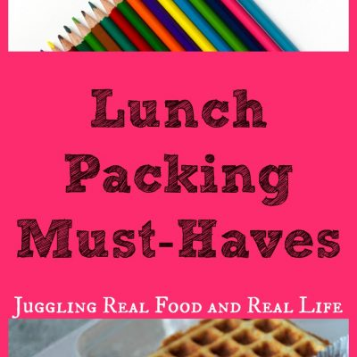 Back To School Lunch Packing Must-Haves