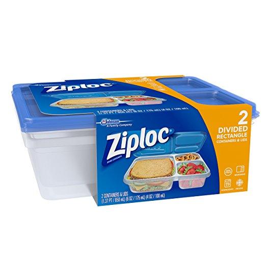 Ziploc Container