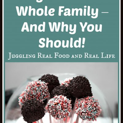 10 Tips to Reduce Sugar for the Whole Family – And Why You Should!