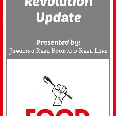 Food Revolution Takes on Energy Drinks