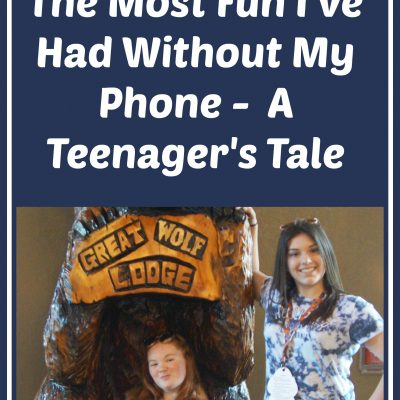 Great Wolf Lodge: The Most Fun I've Had Without My Phone –  A  Teenager's Tale